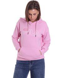 Fila 683502 Sweat-shirt - Rose