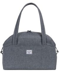 Herschel Supply Co. Sac Duffle STRAND X SMALL Raven Crosshatch - Multicolore