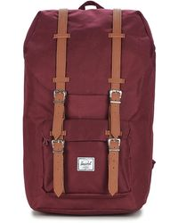 Herschel Supply Co. Rugzak Little America - Rood