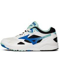 Mizuno Lage Sneakers Sky Medal - Blauw