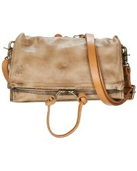 A.S.98 - Lara Women's Shoulder Bag In Beige - Lyst