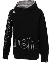 Arena Sweat-shirt Te hoody sweat - Noir