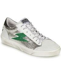 Semerdjian Sneakers Basse Elise - Neutro