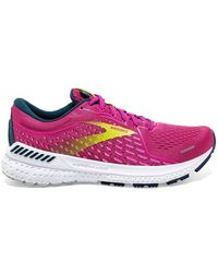Brooks Adrenaline Gts 21 W Chaussures - Multicolore
