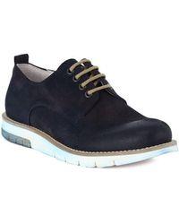 Pawelk's Zapatos Hombre PAWELKS CAMOSCIO EXEL - Azul