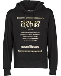 Versace Jeans Couture Sweater B7gza7tp - Zwart
