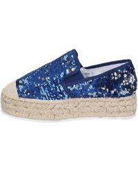 Francescomilano BS75 Chaussures - Bleu