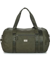 David Jones Cm5081-d-green Women's Travel Bag In Green