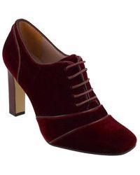 Lodi Zapatos Mujer OLEO WINE - Rojo