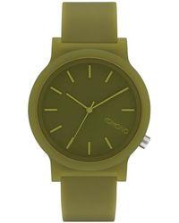 Komono Horloge - Mono Grasshopper - Groen