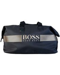 15299198a26 BOSS - Bag Weekender Gym Holdall Model Quot;pixel Holdall 50 Men's Travel  Bag In