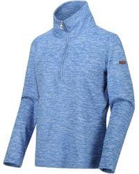 Regatta Fidelia Fleece Navy Blue Fleece Jacket