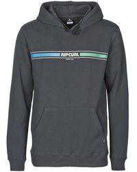 Rip Curl Sweater Mama Horizon Hood - Zwart