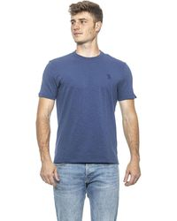 Billionaire Darlene T-shirt - Bleu