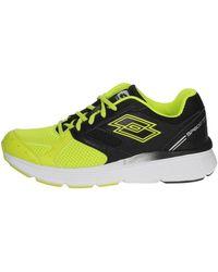 Lotto Leggenda Lage Sneakers 213588 - Geel