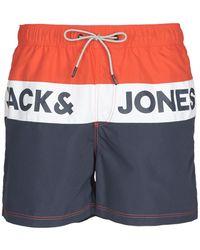 Jack & Jones Zwembroek Jjiaruba - Rood