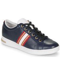 Geox Lage Sneakers D Jaysen - Blauw