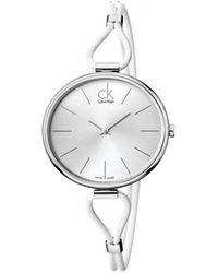 Calvin Klein Horloge - K3v231 - Grijs