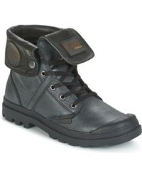 Palladium PALLABROUSE BAGGY L2 Boots - Noir