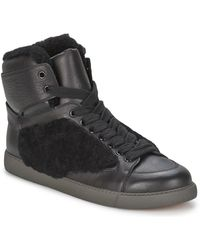 See By Chloé Sneakers Alte Sb23158 - Nero