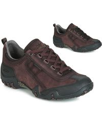 Allrounder By Mephisto Lage Sneakers Fina-tex - Rood