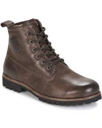 Blackstone - Om60 Men's Mid Boots In Brown - Lyst