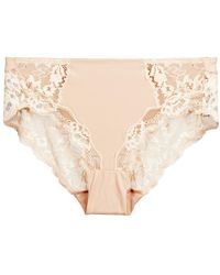 Triumph Slips Amourette Charm - Naturel