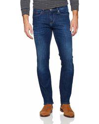 Tommy Hilfiger SLIM SCANTON SRS Jeans - Bleu