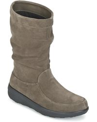 Fitflop Boots - Marron