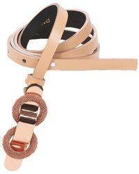 Paul & Joe - Bijou Women's Belt In Pink - Lyst