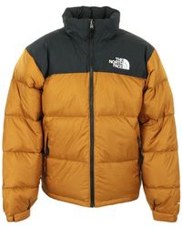 The North Face 1996 Nuptse - Veste style rétro - Marron