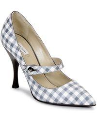 Marc Jacobs Zapatos de tacón MJ18354 - Gris