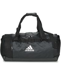 uk availability e90dc 45f75 adidas - Tr Cvrt Duf M Women s Sports Bag In Black - Lyst