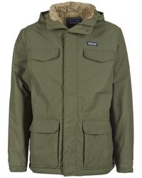 Patagonia Parka Jas Isthmus Parka - Groen