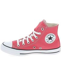 Converse Zapatillas altas All Star Hi Carmin Rose - Rosa