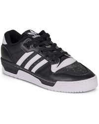adidas Chaussure basse Rivalry - Noir