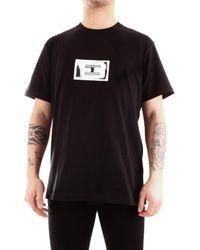 Givenchy T-shirt Korte Mouw Bm70uq3002 - Zwart
