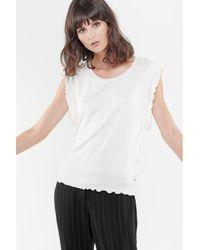 Le Temps Des Cerises T-shirt T-shirt roky blanc