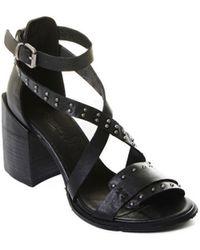 Rebecca White T0501 Chaussures escarpins - Noir