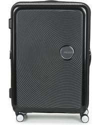 American Tourister Soundbox 77cm 4r Hard Suitcase - Black