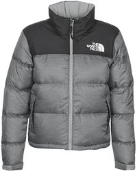 The North Face Donsjas Women's 1996 Retro Nuptse Jacket - Grijs