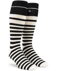 Volcom - Chaussettes de sports Men's Synth Sock - Lyst