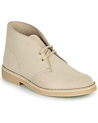 Clarks 48 - Boots - Natur