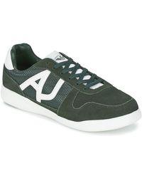 Armani Jeans Lage Sneakers Sokora - Groen