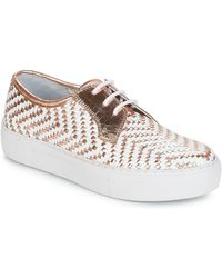 André Lage Sneakers Nat - Metallic