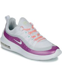 Nike Lage Sneakers Air Max Axis W - Wit