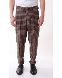 26.7 Twentysixseven 18P253SLIM Pantalon - Multicolore