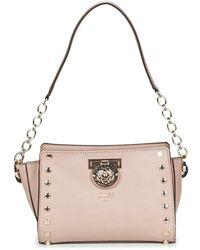 0a0c3bd165 Marlene Crossbody Top Zip Women's Shoulder Bag In Beige - Natural