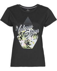 Volcom RADICAL DAZE TEE T-shirt - Noir
