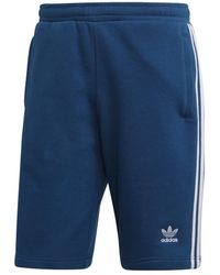 adidas DV1526 Short - Bleu